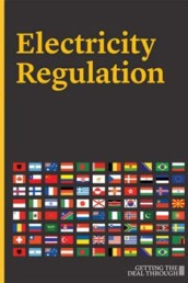Getting the Deal Through: Electricity Regulation 2015