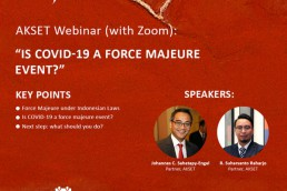 Is Covid-19 a Force Majeure Event